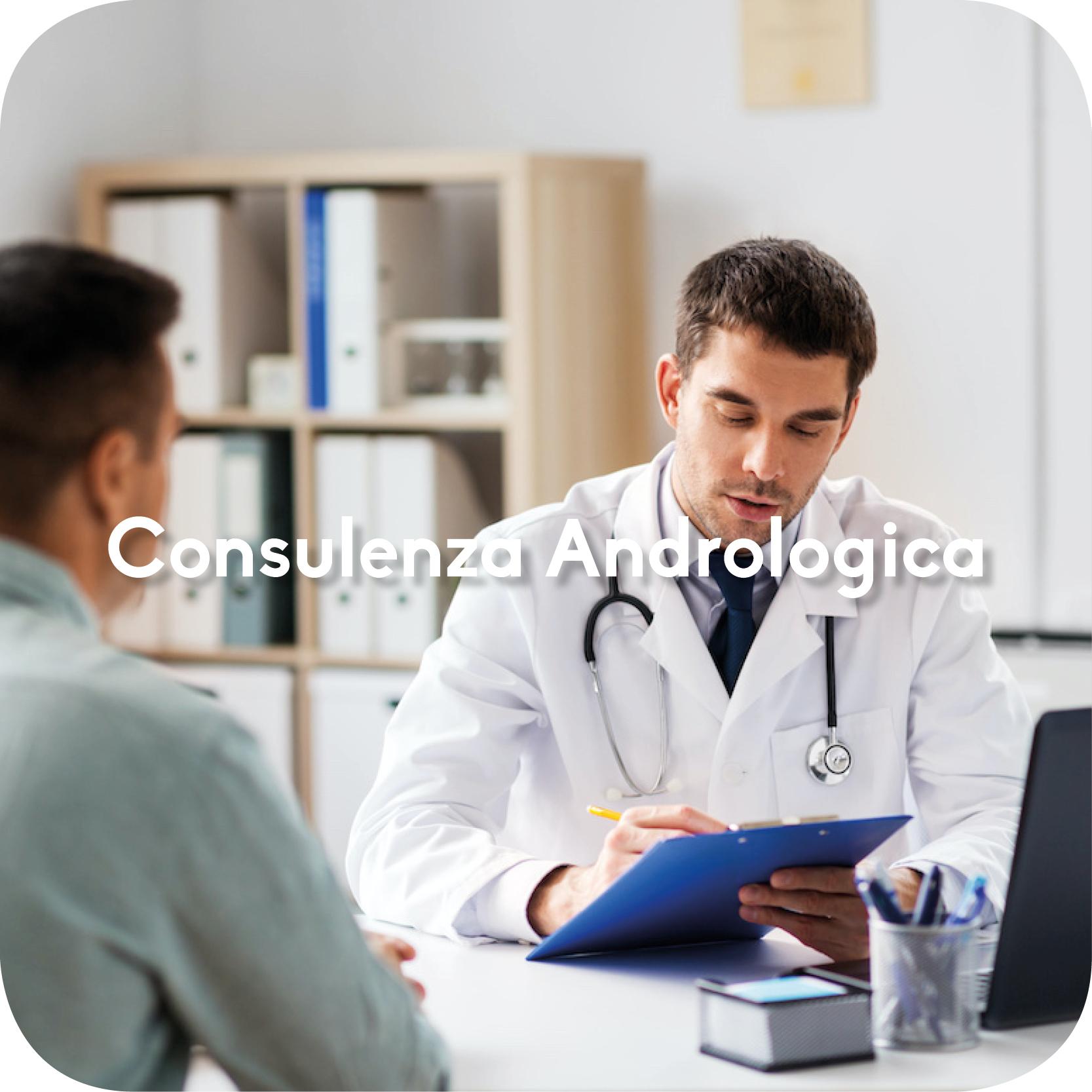 consulenza andrologica